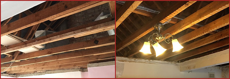 Asbestos Artex Ceiling Removal in Bognor Regis