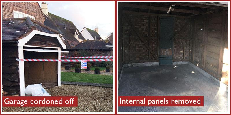 Asbestos Cement Removal Surrey