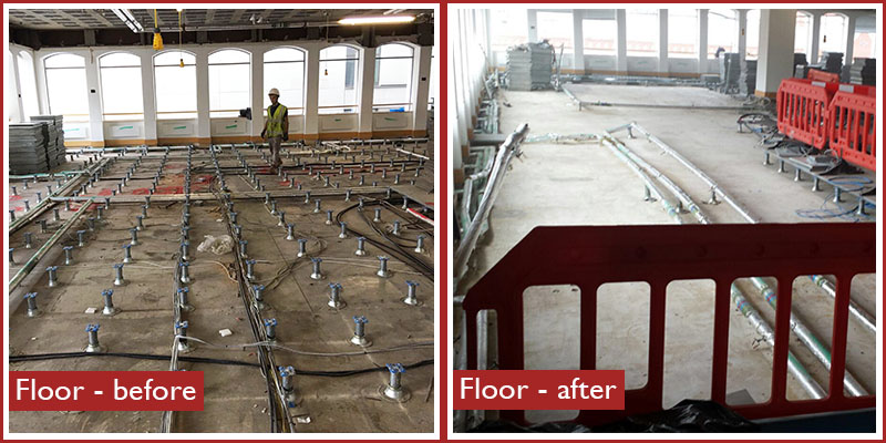 Asbestos Floor Tile Removal Bristol