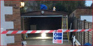 asbestos roof removal brighton
