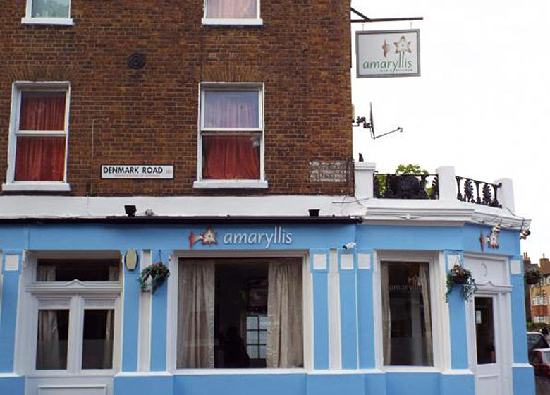 Asbestos Survey for the Amaryllis Pub in Camberwell, London