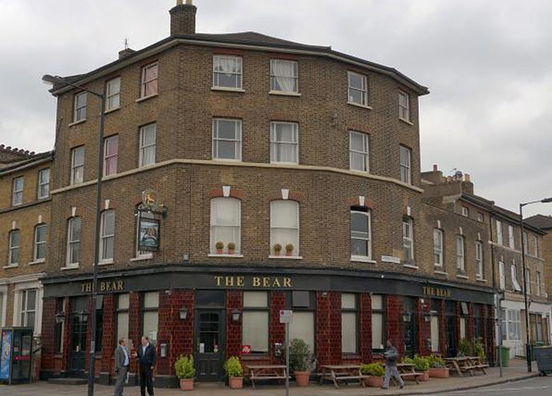 Asbestos Survey for the Bear Pub in Feltham, London