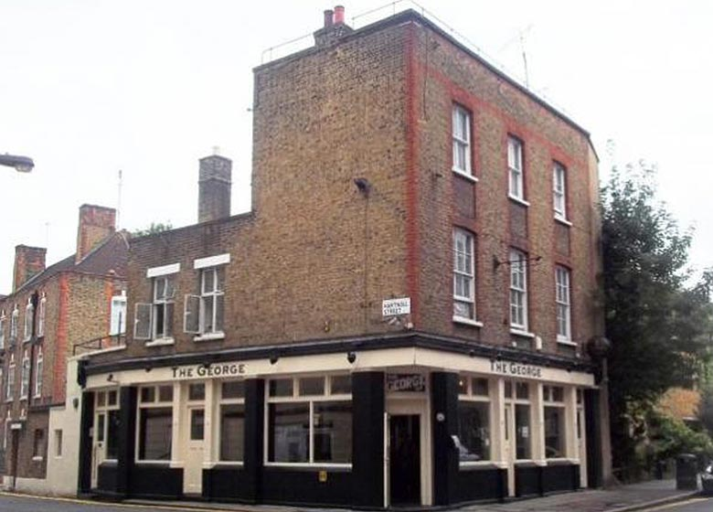 Asbestos Survey for the George Pub in Islington, London