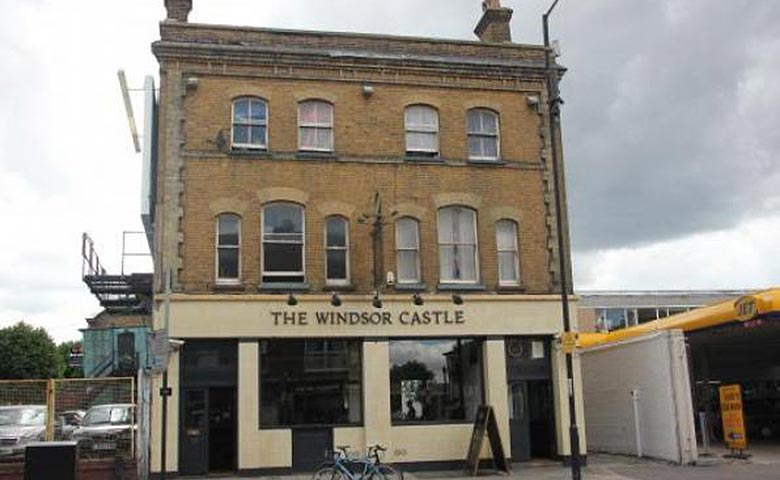 Asbestos Survey for the Windsor Pub in Clapton, London