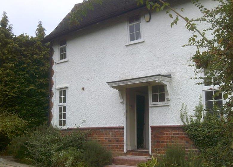 Asbestos Survey of 4 bed property in Golders Green
