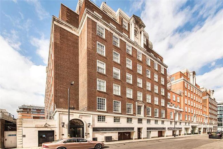 Asbestos Survey of Hereford House Mayfair