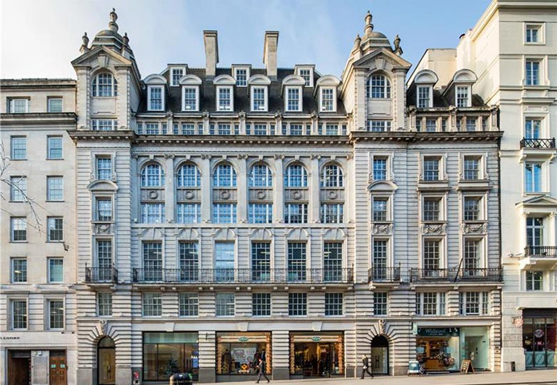 Asbestos Survey of Southwest House Regent Street