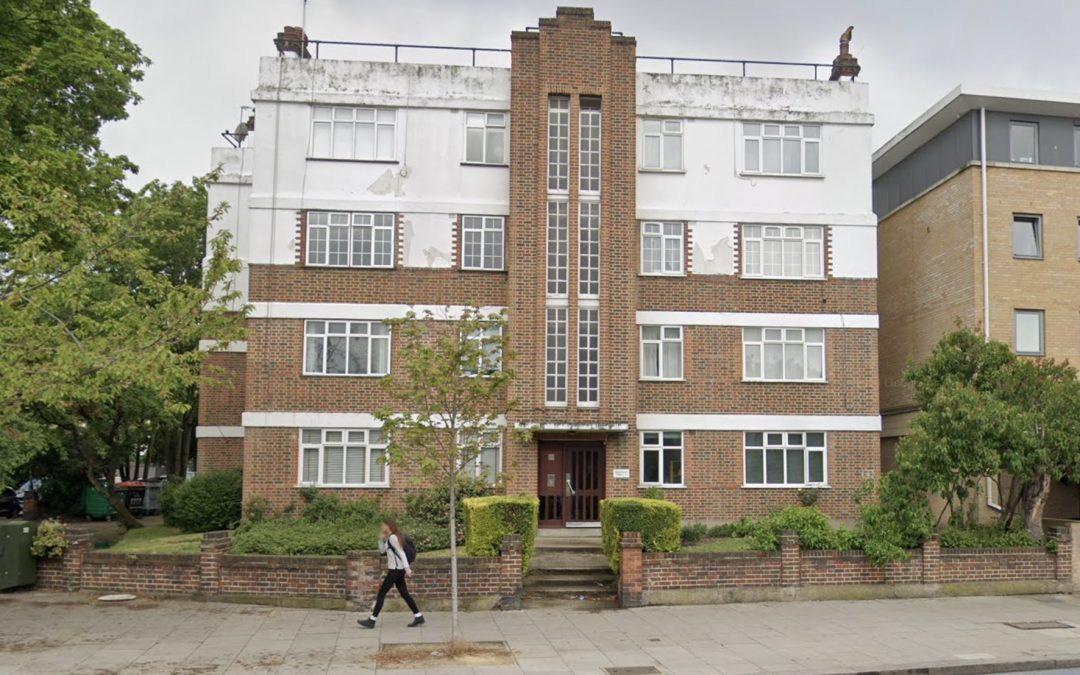 Asbestos Management Survey at Moira Court, Balham High Road, London SW17
