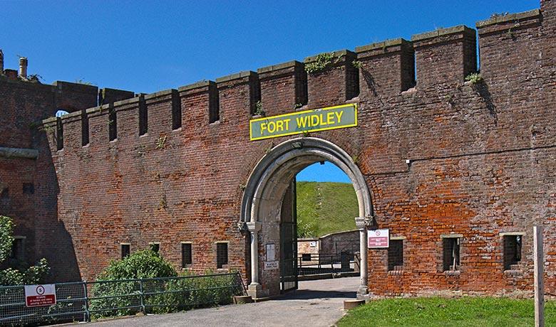 Asbestos Removal – Fort Widley – Portsdown Hill Rd, Cosham, Portsmouth PO6 3LS