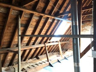 Asbestos Removal of Asbestos Cement Boards in Selsey